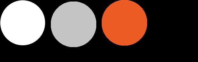 ścianka akustyczna - kolory podstaw