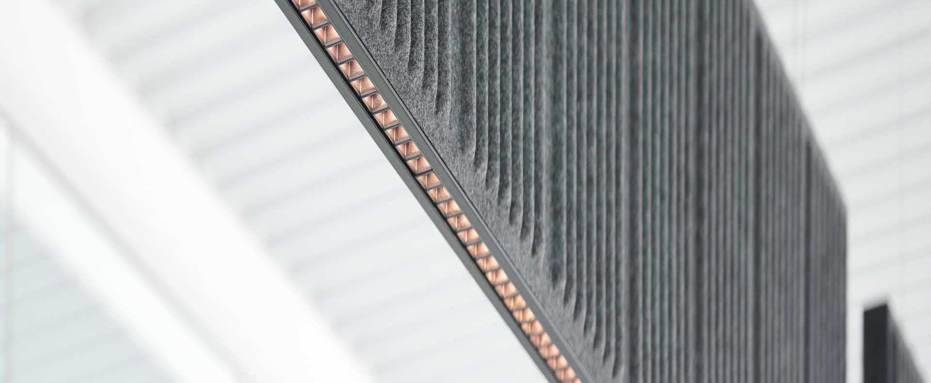 Panele sufitowe LED